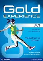 Gold Experience A1 Teacher Etext CD-ROM (Gold)