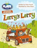 Larry's Lorry (Bug Club)