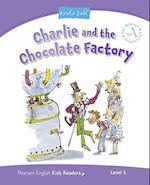 Level 5: Charlie and the Chocolate Factory (Penguin Kids (graded Readers))