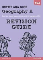 REVISE AQA: GCSE Geography Specification A Revision Guide af Rob Bircher