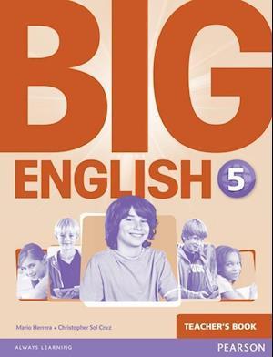 Big English 5 Teacher's Book