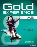 Gold Experience A2 Students' Book with DVD-ROM Pack (Gold)