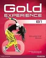 Gold Experience B1 Students' Book and DVD-ROM Pack (Gold)