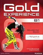 Gold Experience B1 Students' Book with DVD-ROM/MyLab Pack (Gold)
