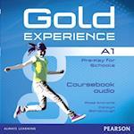 Gold Experience A1 Class Audio CDs (Gold)