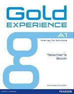 Gold Experience A1 Teacher's Book (Gold)