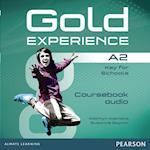 Gold Experience A2 Class Audio CDs (Gold)