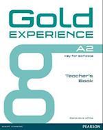 Gold Experience A2 Teacher's Book (Gold)