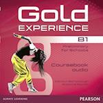 Gold Experience B1 Class Audio CDs (Gold)