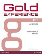 Gold Experience B1 Teacher's Book (Gold)
