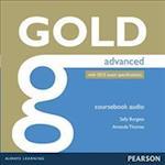 Gold Advanced Class Audio CDs (Gold)
