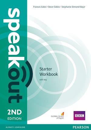 Speakout Starter 2nd Edition Workbook with Key
