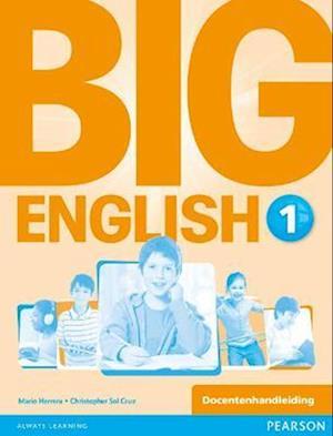 Big English 1 Bilingual Teacher's Book Benelux