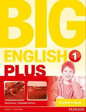 Big English Plus American Edition 1 Teacher's Book