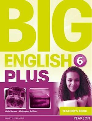 Big English Plus American Edition 6 Teacher's Book