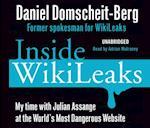 Inside WikiLeaks af Daniel Domscheit-Berg