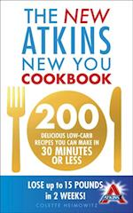 New Atkins New You Cookbook