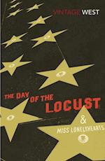Day of the Locust and Miss Lonelyhearts af Nathanael West