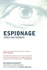 Espionage af Richard Bennett