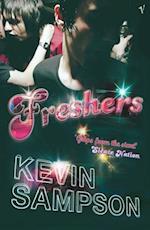 Freshers af Kevin Sampson