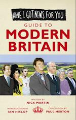 Have I Got News For You: Guide to Modern Britain