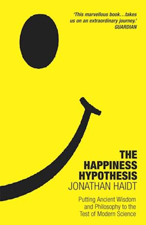 Happiness Hypothesis af Jonathan Haidt