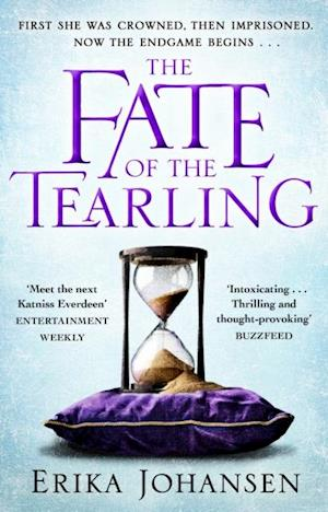 Fate of the Tearling af Erika Johansen