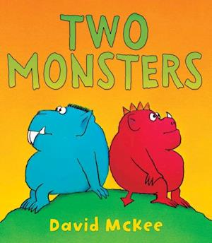 Two Monsters af David McKee