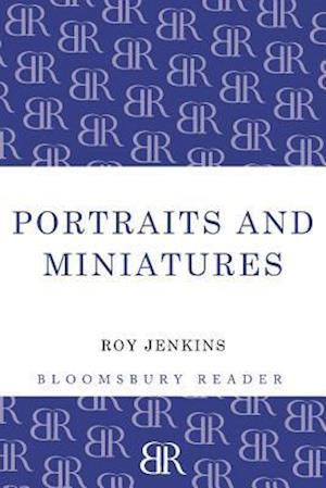 Bog hæftet Portraits and Miniatures af Roy Jenkins