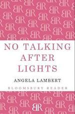No Talking after Lights af Angela Lambert