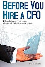 Before You Hire a CFO