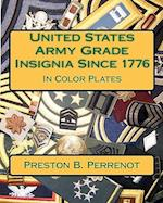 United States Army Grade Insignia Since 1776