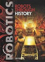 Robots Through History af Jeri Freedman