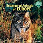 Endangered Animals of Europe (Save Earth's Animals!)