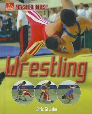 Bog, ukendt format Wrestling af Chris St John