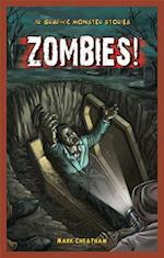 Zombies! (Jr. Graphic Monster Stories)