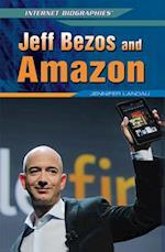 Jeff Bezos and Amazon af Jennifer Landau