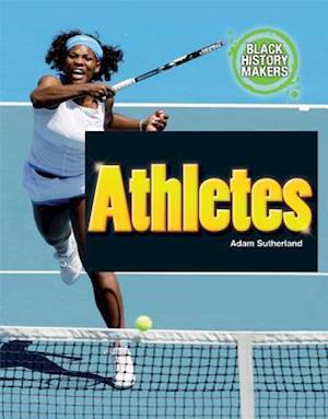 Bog, paperback Athletes af Adam Sutherland