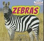 Zebras (Powerkids Readers: Safari Animals)