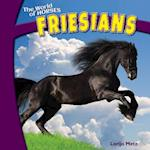 Friesians (The World of Horses)