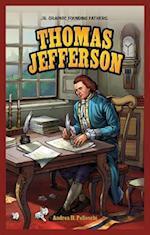 Thomas Jefferson af Andrea Pelleschi