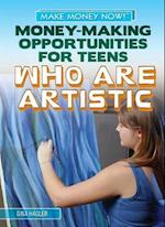 Money-Making Opportunities for Teens Who Are Artistic