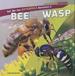 Tell Me the Difference Between a Bee and a Wasp af Leigh Rockwood