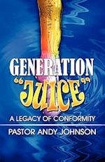 Generation Juice af Andy Johnson, Pastor Andy Johnson