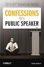 Confessions of a Public Speaker af Scott Berkun
