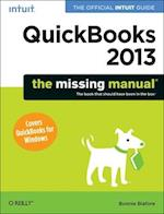 QuickBooks 2013 The Missing Manual