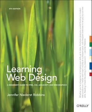 Bog paperback Learning Web Design af Jennifer Niederst Robbins