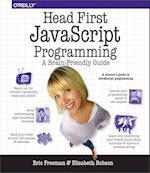 Head First JavaScript Programming (Head First)