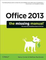 Office 2013 (Missing Manual)