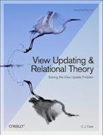 View Updating and Relational Theory (Theory in Practice)